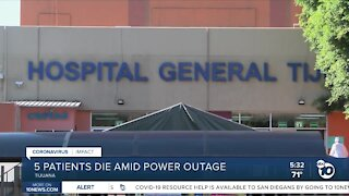 Report: Power outage at TJ hospital led to 5 COVID-19 deaths