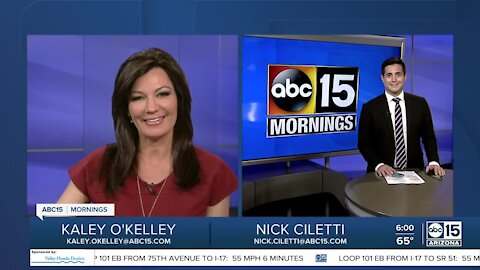 Full Show: ABC15 Mornings | February 16, 6am