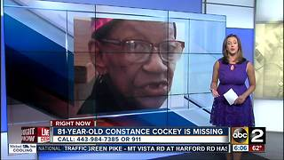 Baltimore Police looking for missing 81-year-old - Video