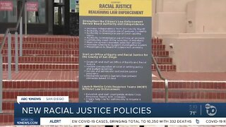 San Diego Supervisors to vote on racial justice policies