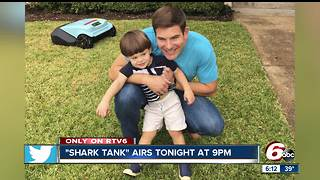 Purdue alum to be featured on Shark Tank - Video