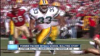 Former Packers fullback shares his experience of being bullied