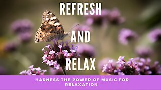 Refresh and Relax | Deep Sleeping and Healing Music | Study Music | Stress Relief