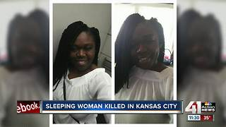 Police: Woman shot, killed while sleeping was not intended target - Video