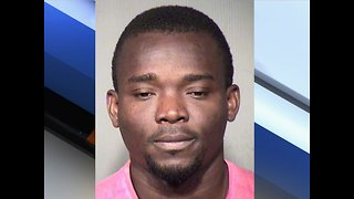 PD: Man arrested after walking into church service naked - ABC15 Crime