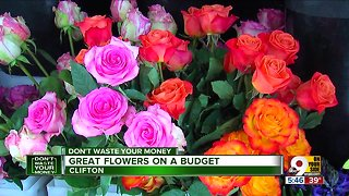 Don't Waste Your Money: Great flower deals on a budget