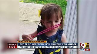 Babysitter charged with murder - Video