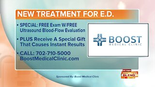 New Treatment for E.D.