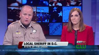 Cochise County sheriff to attend State of the Union - Video