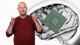 FW: Thinking: Cyborg Brain - Video