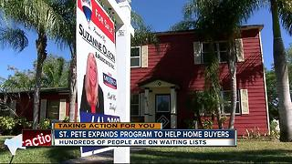 St. Pete offering free help to encourage homeownership - Video