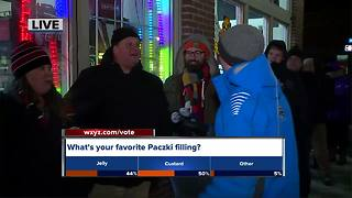 Lines already forming for Paczki day in Hamtramck - Video