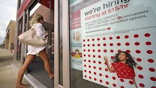 Economy Adds 1.4 Million Jobs In August