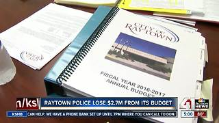 Residents shocked as city slashes $2.7M from Raytown police budget - Video