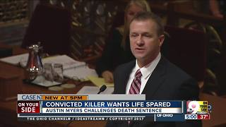 Convicted killer asks judge to overturn death sentence - Video
