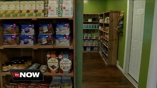 First all vegan grocery store comes to WNY - Video