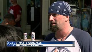 Free Matty Fundraiser celebrates return of jailed local musician - Video