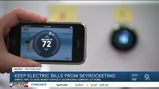 Consumer Reports: Keeping your electric bill low