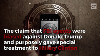 Texts Reveal: FBI Investigators Terrified of Hillary - Video