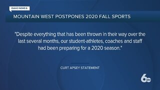 Mountain West Conference Fall