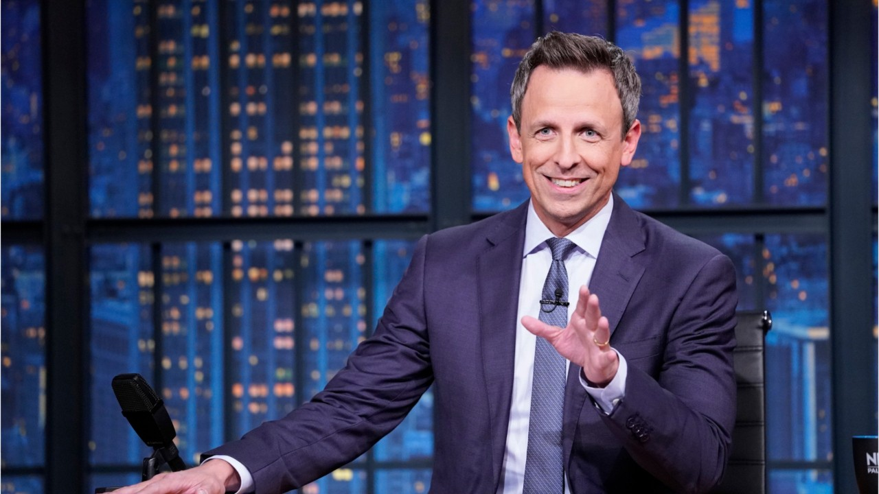 "Netflix Creates ""Skip Trump Jokes"" Button For Seth Meyers' Special"