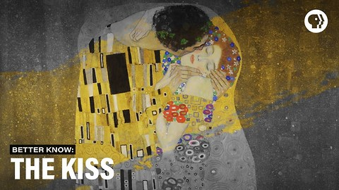 S4 Ep11: Better Know: The Kiss by Gustav Klimt
