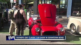 Father's Day Classic Car show drives into downtown Boise