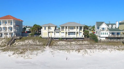 Casa Madalena is a Florida Beachfront Palace