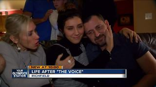Richfield native eliminated from The Voice - Video