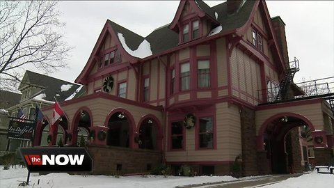 They transformed an old home into an upscale Inn with fascinating history