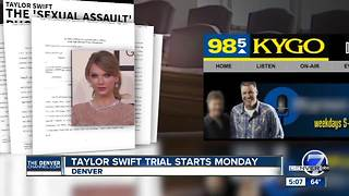 How to attend and follow Taylor Swift's upcoming trial appearance - Video
