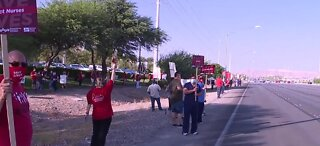 Local nurses participate in day of action