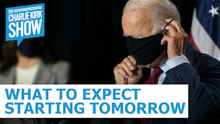 What To Expect Starting Tomorrow - The Charlie Kirk Show