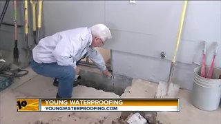 Young Waterpoofing - Video