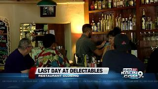 Delectables closes after more than 40 years - Video