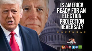 What Happens When Biden's Election Projection Is Reversed To POTUS?