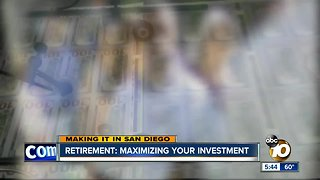 Making It in San Diego: Maximizing your 401K