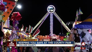 Collier County Fair adds new security features