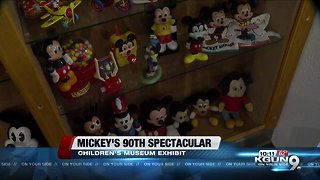 Tucson museum pays tribute to Mickey Mouse