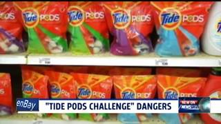 "YouTube taking down clips of the ""Tide Pod Challenge"" - Video"
