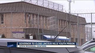 Closing Lincoln Hills brings juvenile offenders closer to home - Video