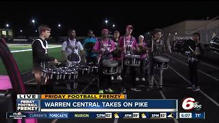 Warren Central High School Friday Football Frenzy - Video