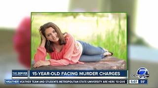 Boy accused in Longmont deadly stabbing of young woman had 'death list,' prosecutors say - Video