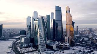 Moscow Drone - Video