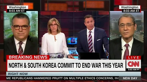 Even Cnn Host Chris Cuomo Suggests Trump Could Get Nobel Peace Prize  'Obama Did A Lot Less'
