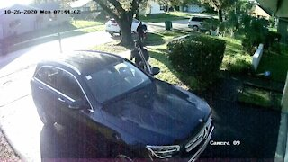 Surveillance video shows home-invasion robbery in Tamarac