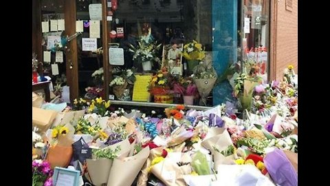 Crowds Gather as Melbourne Cafe Reopens After Owner Killed in Knife Attack
