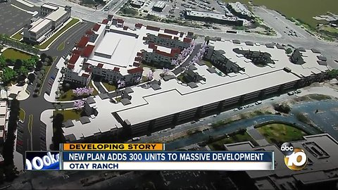 new plan adds 300 units to massive development