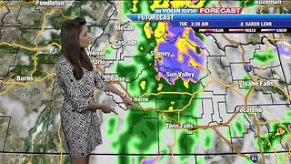 Karen Lehr's Boise Idaho Weather Forecast: June 11, 2017 - Video