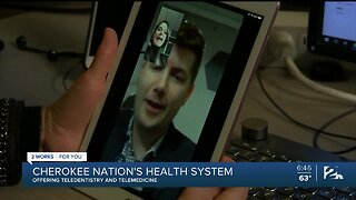Mindful Moment with Mike: Cherokee Nation's Health System